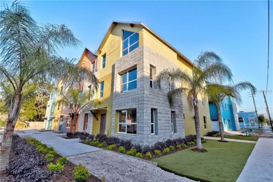 1607 Woodward Street UNIT 12, Orlando, FL 32803 - MLS#: O5726277