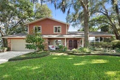 1301 Druid Isle Road, Maitland, FL 32751 - #: O5726453