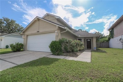 386 Amethyst Court, Lake Mary, FL 32746 - MLS#: O5726540