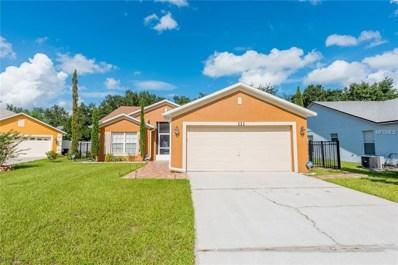 111 Paprika Place, Kissimmee, FL 34758 - MLS#: O5726570