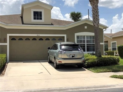 463 Harbor Winds Court, Winter Springs, FL 32708 - MLS#: O5726679