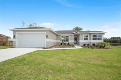 122 Hollyhock Court, Kissimmee, FL 34743 - MLS#: O5726694