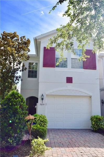 5859 Strada Capri Way, Orlando, FL 32835 - MLS#: O5726781