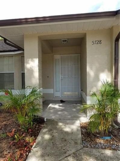 5728 Lakefield Court, Orlando, FL 32810 - MLS#: O5726944