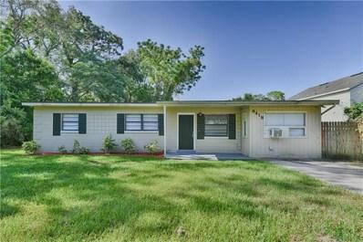 6418 Hill Road, Orlando, FL 32810 - MLS#: O5727133