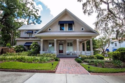 527 Broadway Avenue, Orlando, FL 32803 - MLS#: O5727347
