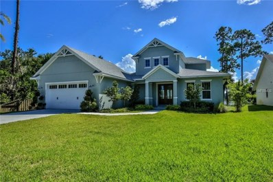 2826 Sunset Drive, New Smyrna Beach, FL 32168 - MLS#: O5727578