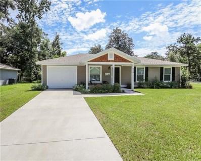 229 S Grove Street, Deland, FL 32724 - MLS#: O5727672
