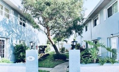 198 14TH Street UNIT D, Cocoa Beach, FL 32931 - MLS#: O5727802