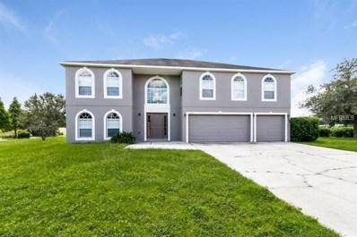 2521 Derby Glen Drive, Lutz, FL 33559 - MLS#: O5727896