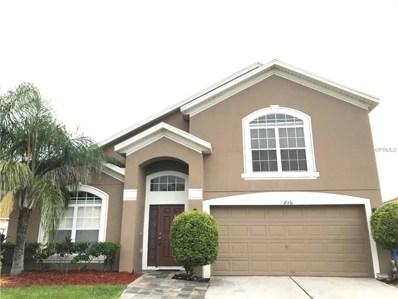 846 Hacienda Circle, Kissimmee, FL 34741 - MLS#: O5728002