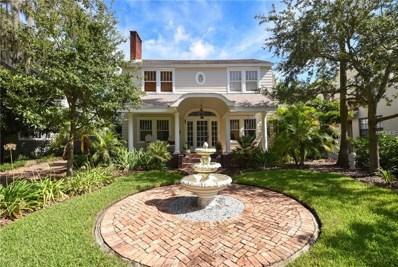 631 Hillcrest Street, Orlando, FL 32803 - MLS#: O5728098