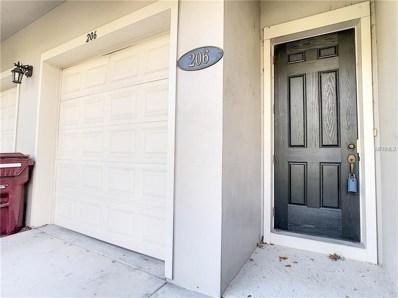4415 Ethan Lane UNIT 206, Orlando, FL 32814 - MLS#: O5728314
