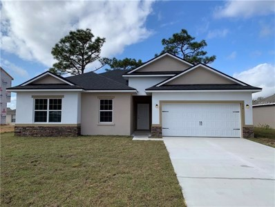 1608 Pilchard Court, Poinciana, FL 34759 - MLS#: O5728945