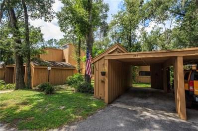 248 Crown Oaks Way, Longwood, FL 32779 - MLS#: O5729001
