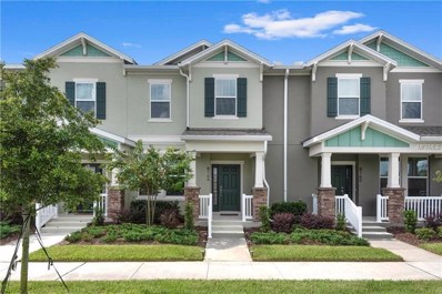 8164 Wood Sage Drive, Winter Garden, FL 34787 - MLS#: O5729375