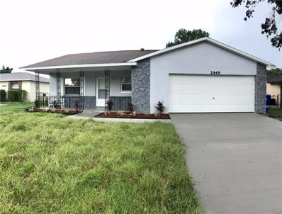 2449 Mill Run Boulevard, Kissimmee, FL 34744 - #: O5729445