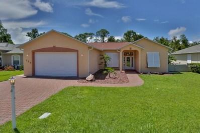 126 San Remo Drive, Edgewater, FL 32141 - #: O5729533