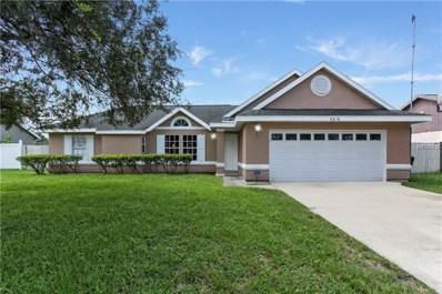 6816 Moorhen Circle, Orlando, FL 32810 - MLS#: O5729602