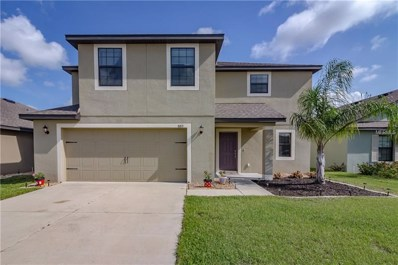 880 Woodlark Drive, Haines City, FL 33844 - MLS#: O5729780