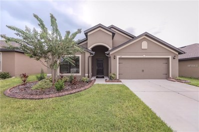 1181 Woodlark Drive, Haines City, FL 33844 - MLS#: O5730337