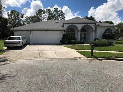 22736 Arborglen Court, Lutz, FL 33549 - MLS#: O5730419