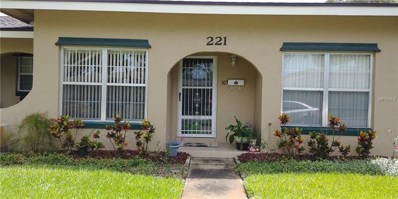 221 Esplanade Way UNIT 105, Casselberry, FL 32707 - MLS#: O5730615