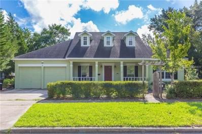 1611 Wycliff Drive, Orlando, FL 32803 - MLS#: O5730919
