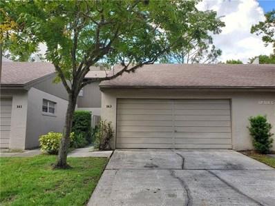 163 Fallwood Street, Fern Park, FL 32730 - MLS#: O5731217