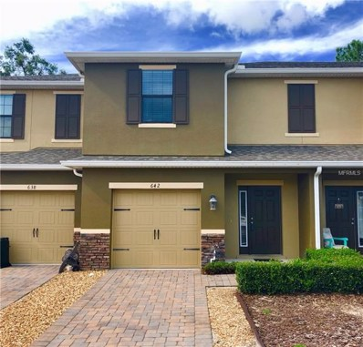 642 Joyful Blossom Place, Longwood, FL 32750 - MLS#: O5731234