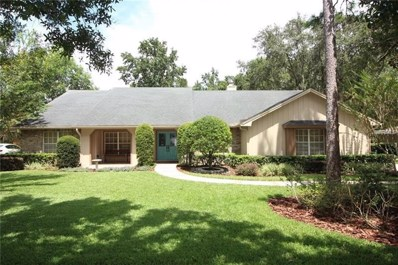 1606 Woodchuck Court, Winter Springs, FL 32708 - MLS#: O5731409