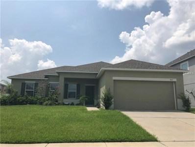 847 Los Galeones Drive, Groveland, FL 34736 - MLS#: O5731494