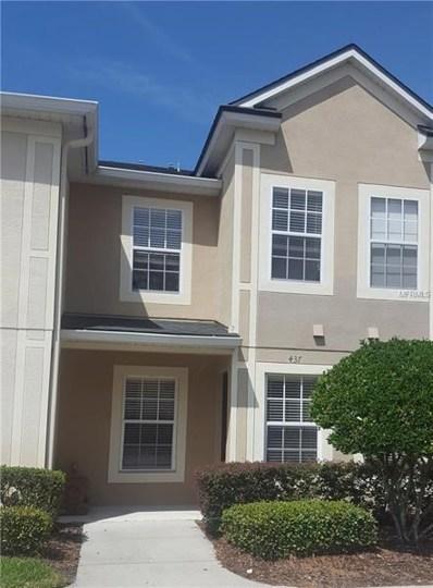 437 Carina Circle, Sanford, FL 32773 - MLS#: O5731947