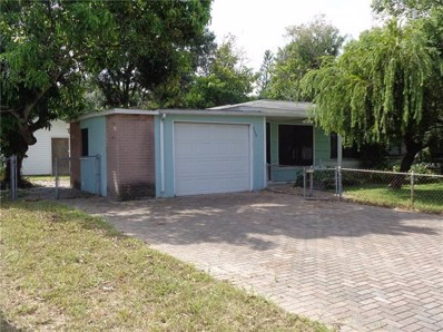 7122 Meadowlawn Drive N, St Petersburg, FL 33702 - MLS#: O5732175