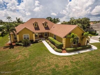5547 Augusta Lane, Merritt Island, FL 32953 - MLS#: O5732997