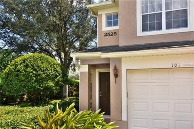 2525 San Tecla Street UNIT 101, Orlando, FL 32835 - MLS#: O5733103