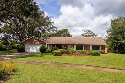 3918 Lake Mira Drive, Orlando, FL 32817 - MLS#: O5733595