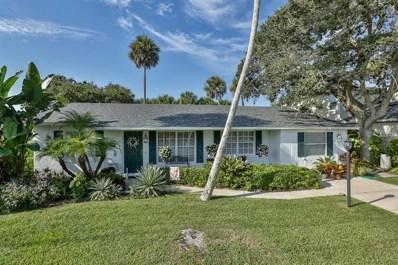 4622 Saxon Drive, New Smyrna Beach, FL 32169 - #: O5733874