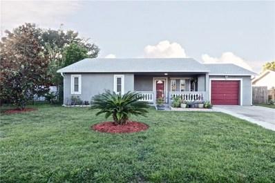 134 Alderwood Drive, Kissimmee, FL 34743 - MLS#: O5733981