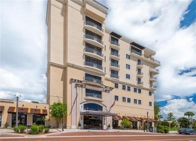 111 E Monument Avenue UNIT 705, Kissimmee, FL 34741 - MLS#: O5734057