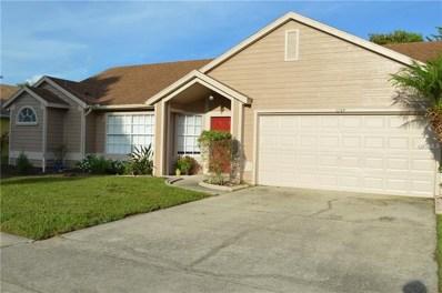 1749 Country Terrace Lane, Apopka, FL 32703 - MLS#: O5734206