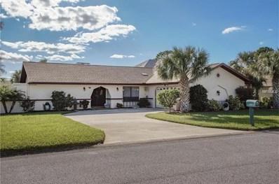 4600 Dewey Drive, New Port Richey, FL 34652 - MLS#: O5734310