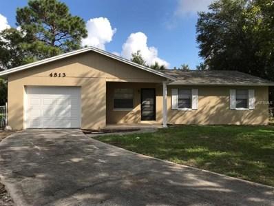 4813 Carmel Street, Orlando, FL 32808 - MLS#: O5734451