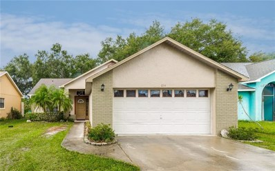 834 Country Crossing Court, Kissimmee, FL 34744 - MLS#: O5734557