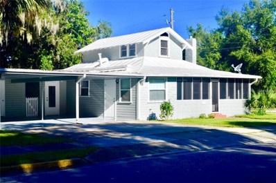 119 N Moss Street, Leesburg, FL 34748 - MLS#: O5734611
