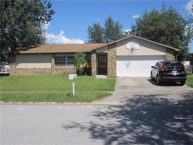 1701 Freeman Drive, Kissimmee, FL 34744 - MLS#: O5734651