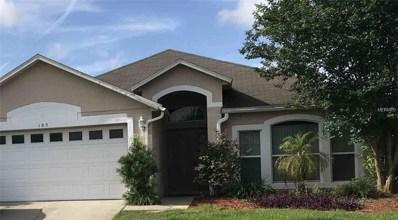 105 Boulder Court, Sanford, FL 32771 - MLS#: O5734741