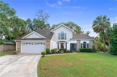 527 Pinyon Court, Longwood, FL 32750 - MLS#: O5734819