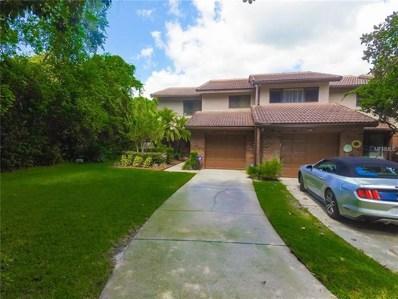 362 Golfside Cove UNIT 362, Longwood, FL 32779 - MLS#: O5735182