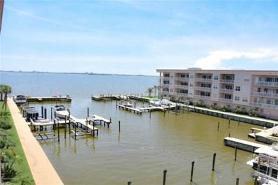 540 S Banana River Drive UNIT 301, Merritt Island, FL 32952 - MLS#: O5735310